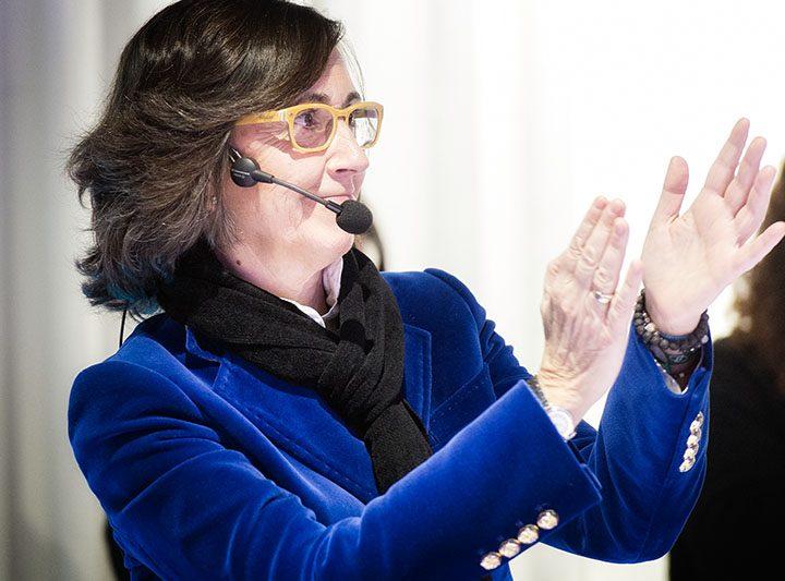 ROSA AGUILAR | Mujeres en la Función Pública, ¿por qué engancha tanto la política?